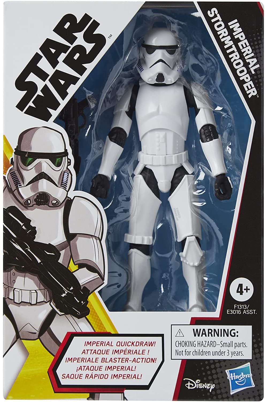 GOA (TM) Mando and Imperial Stormtrooper figure 2-pack 6