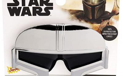 New The Mandalorian Mando (Din Dijarin) Silver Sunglasses available!
