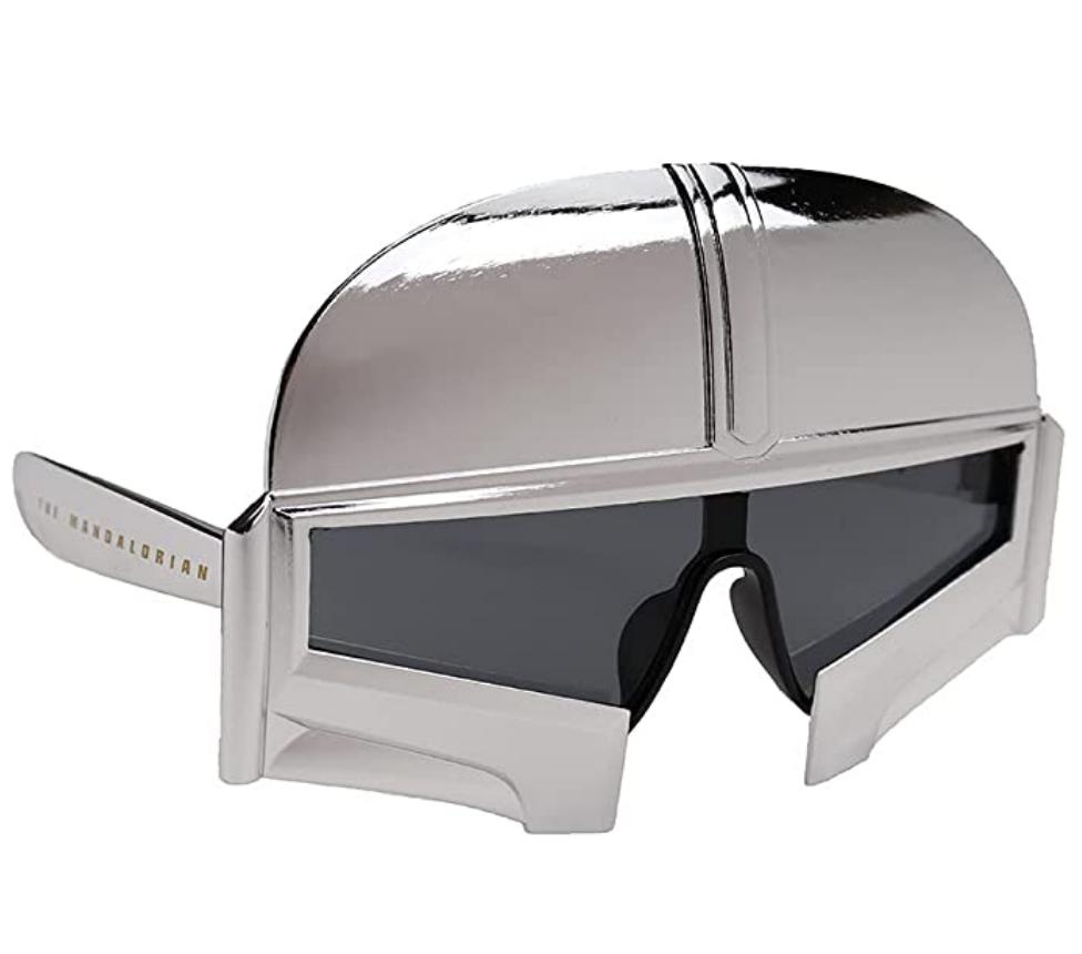 TM Mando (Din Djarin) Silver Sunglasses 2