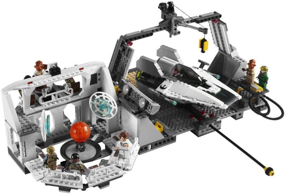 ROTJ Home One Mon Calamari Star Cruiser Lego set 2