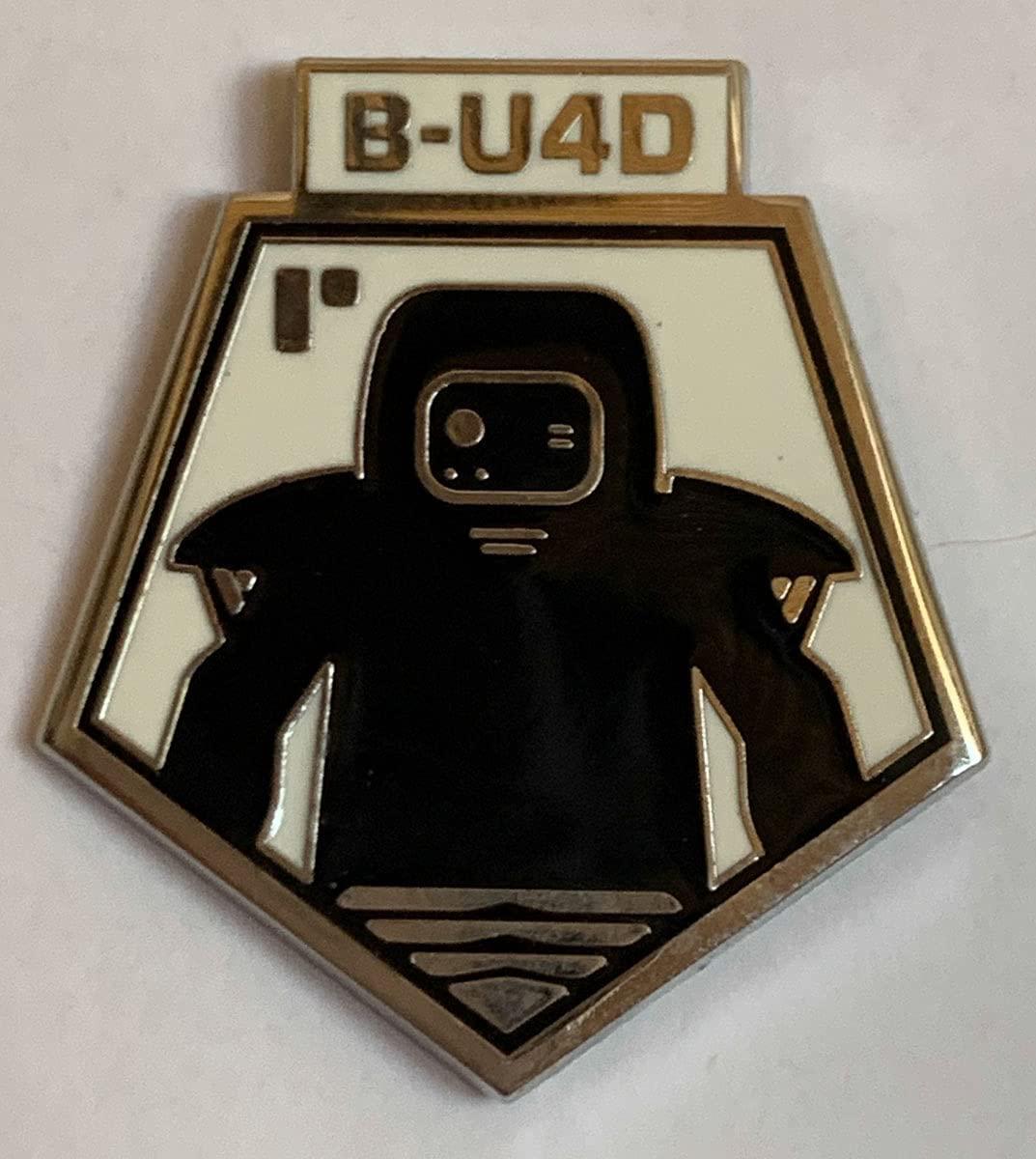 SWGE B-U4D Droid Depot Mystery Pin