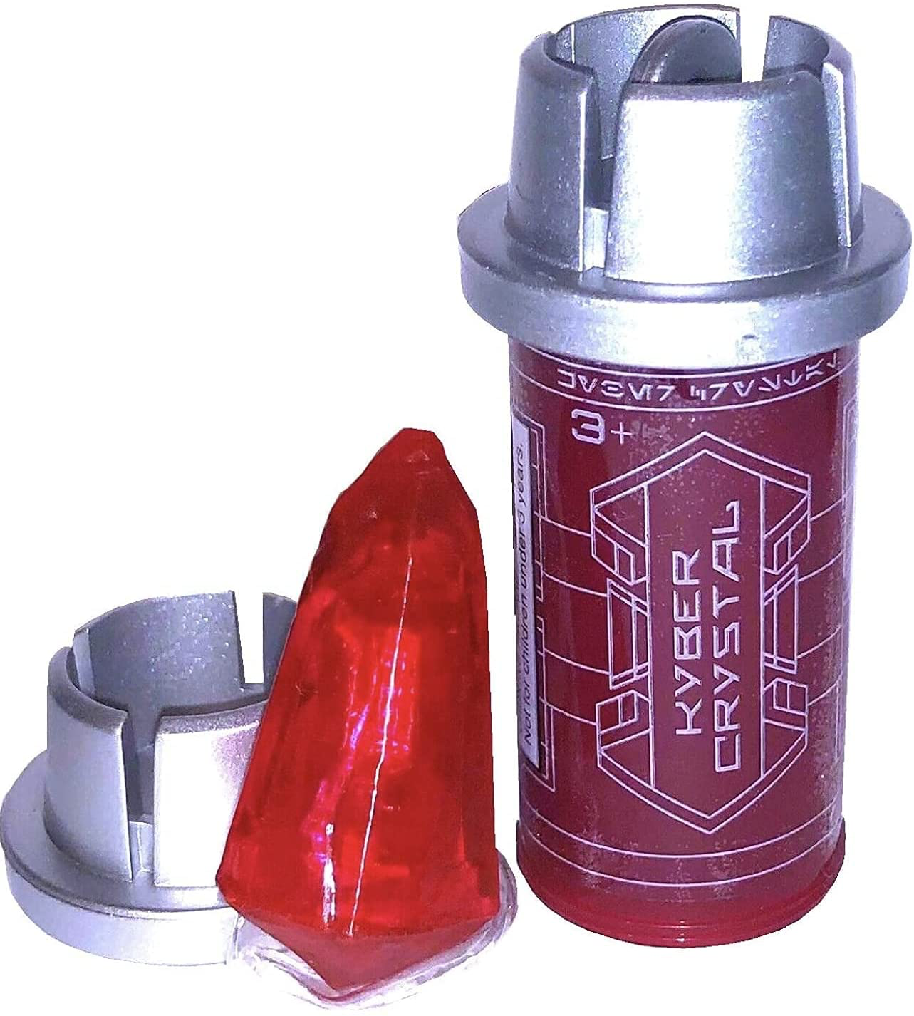 SWGE Darth Sidious Voice Red Kyber Crystal 1