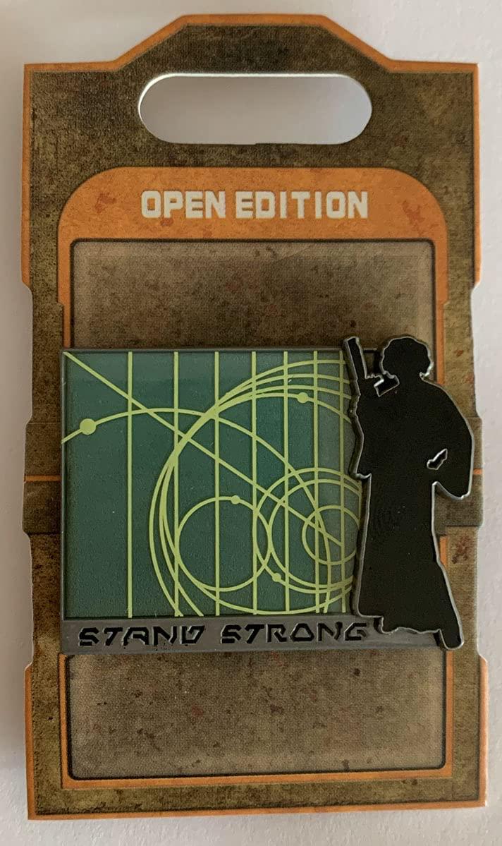 SWGE Princess Leia Stand Strong Pin