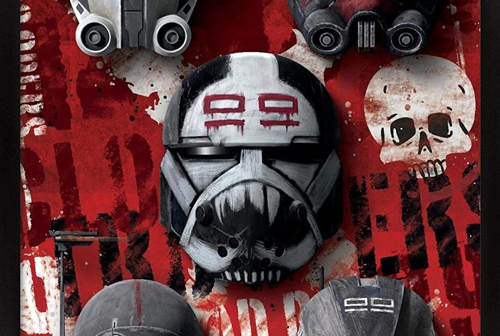 New The Bad Batch Helmets Wall Poster available now!