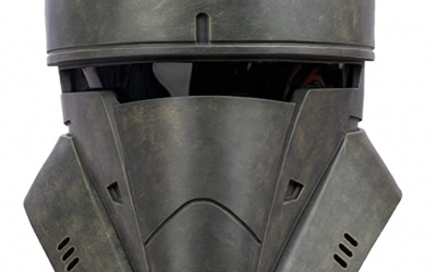New The Mandalorian Imperial Tansport Trooper Helmet available!