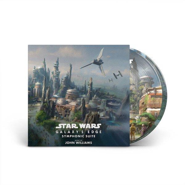 New Galaxy's Edge Symphonic Suite Exclusive Vinyl LP available now!