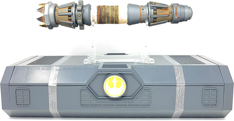 SWGE Rey Skywalker's Legacy Lightsaber Hilt 2
