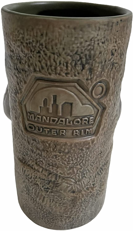 SWGE Boba Fett Mythosaur Skull Mug Cup 4