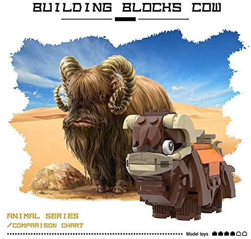New Star Wars Bantha Animal Building Bricks Lego Set available now!