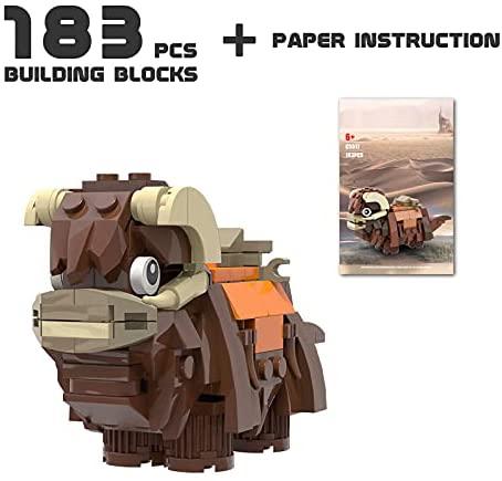 SW Bantha Animal Building Bricks Lego Set 2