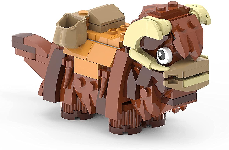 SW Bantha Animal Building Bricks Lego Set 3