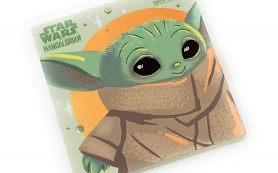 New The Mandalorian The Child (Grogu) Eye Shadow Palette Set available!