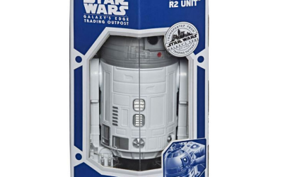 New Galaxy's Edge Trading Outpost Design A Droid R2 Unit Figure available!