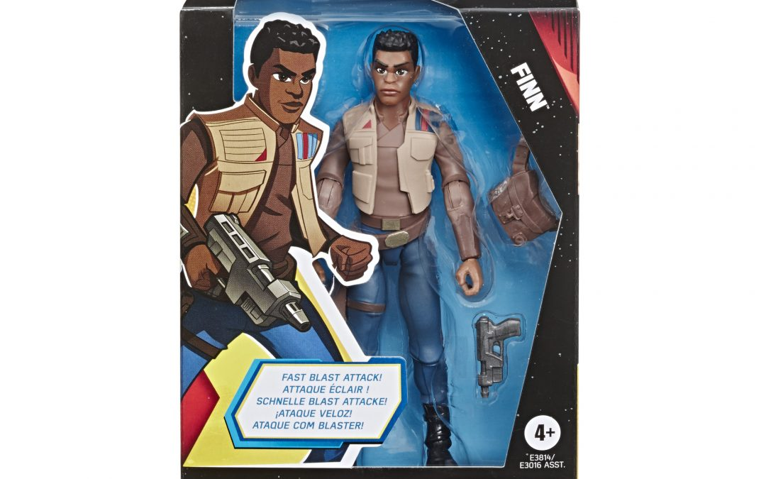 New Galaxy of Adventures Finn Figure available now!