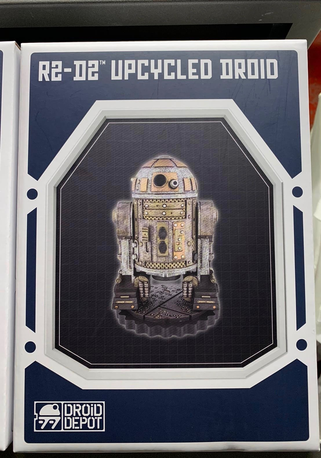 SWGE R2-D2 Upcycled Droid Depot Toy 1