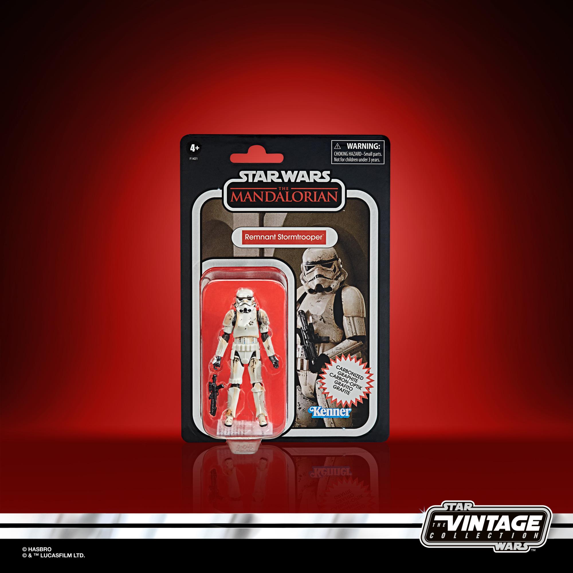 TM Remnant Stormtrooper Vintage Figure 1