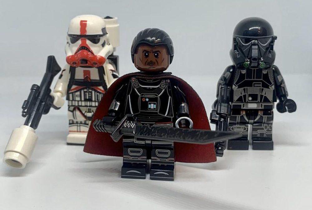 New The Mandalorian Villain Lego Minifigure 3-Pack available now!
