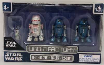 New Rise of Skywalker Droid Factory Figures Set available now!