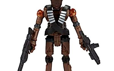 """New The Mandalorian IG-11 Mission Fleet 2.5"""" Figure available now!"""