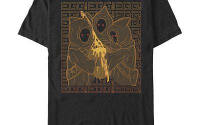New The Mandalorian Jawa Egg Graphic Black T-Shirt available now!