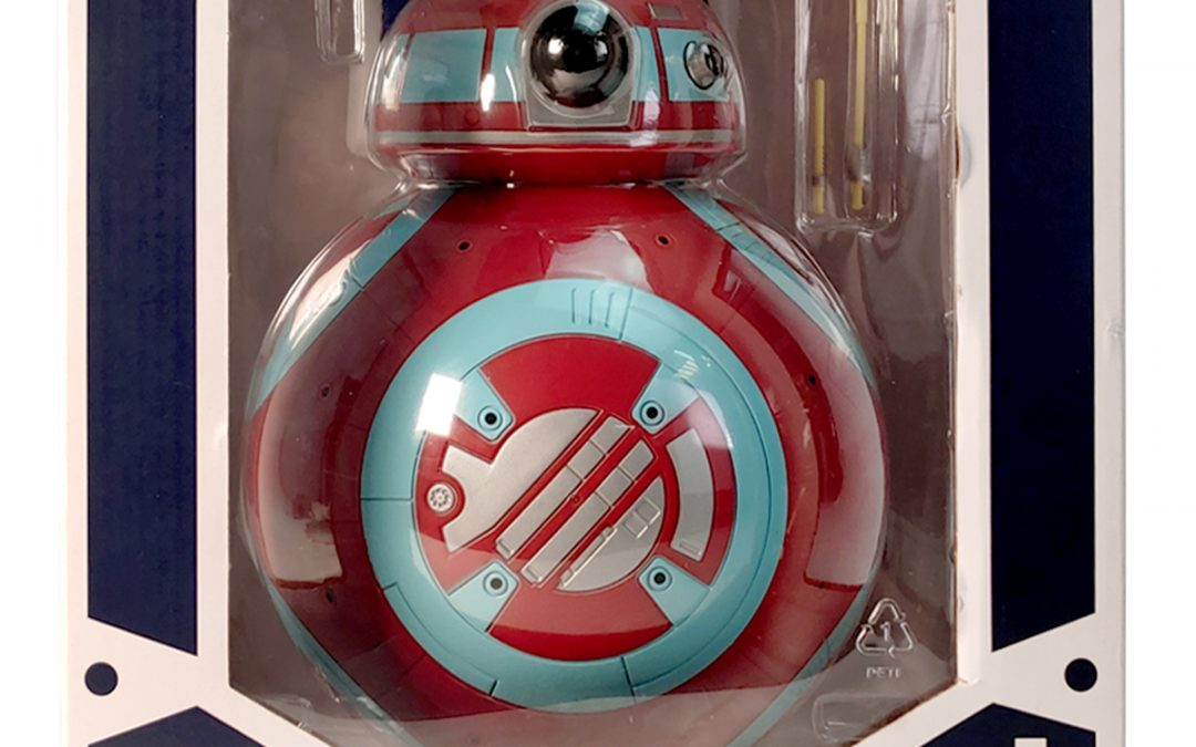 New Galaxy's Edge CB-23 Interactive Remote Control Droid Toy available!