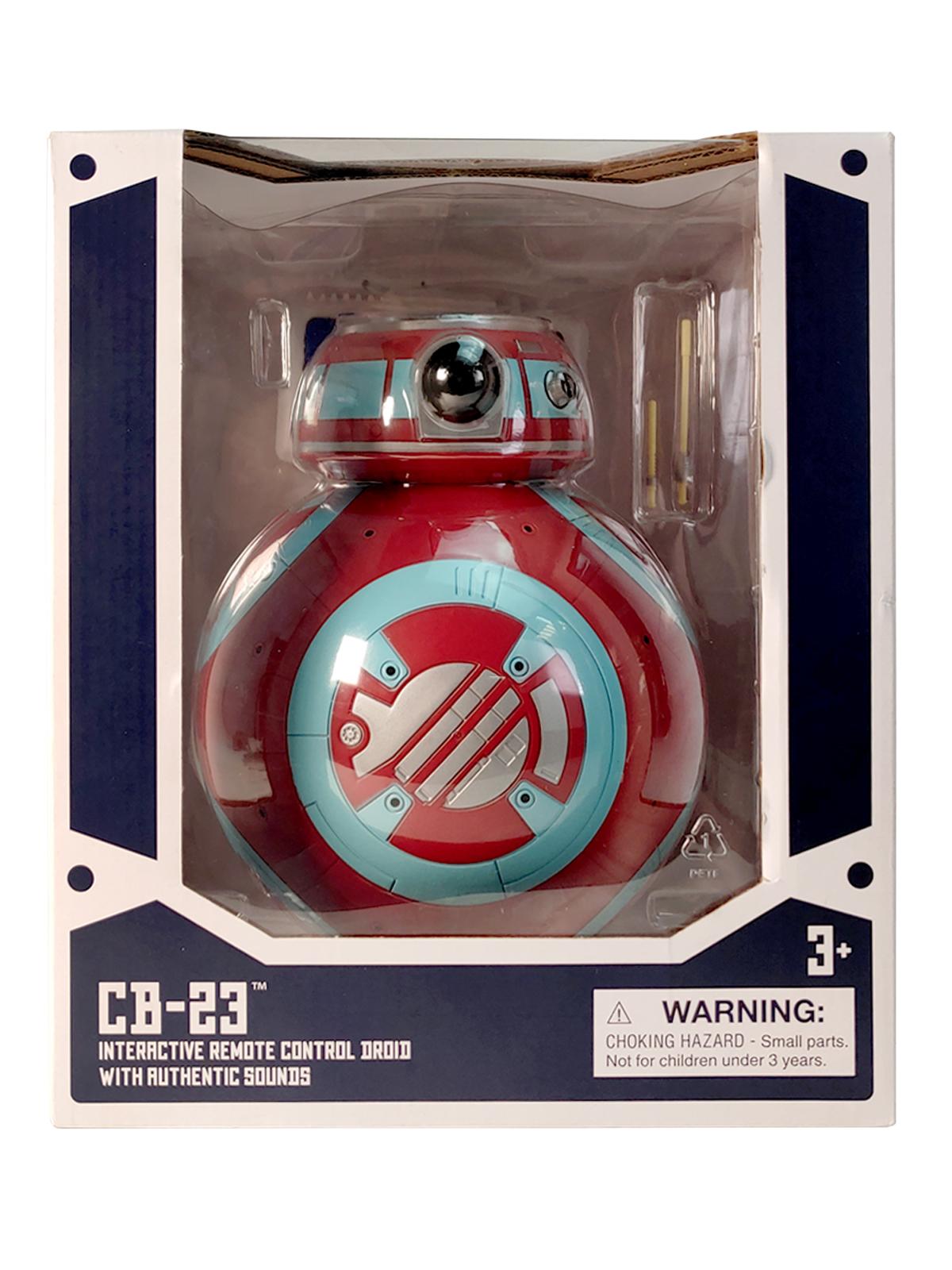 SWGE CB-23 Interactive Remote Control Droid Toy 1