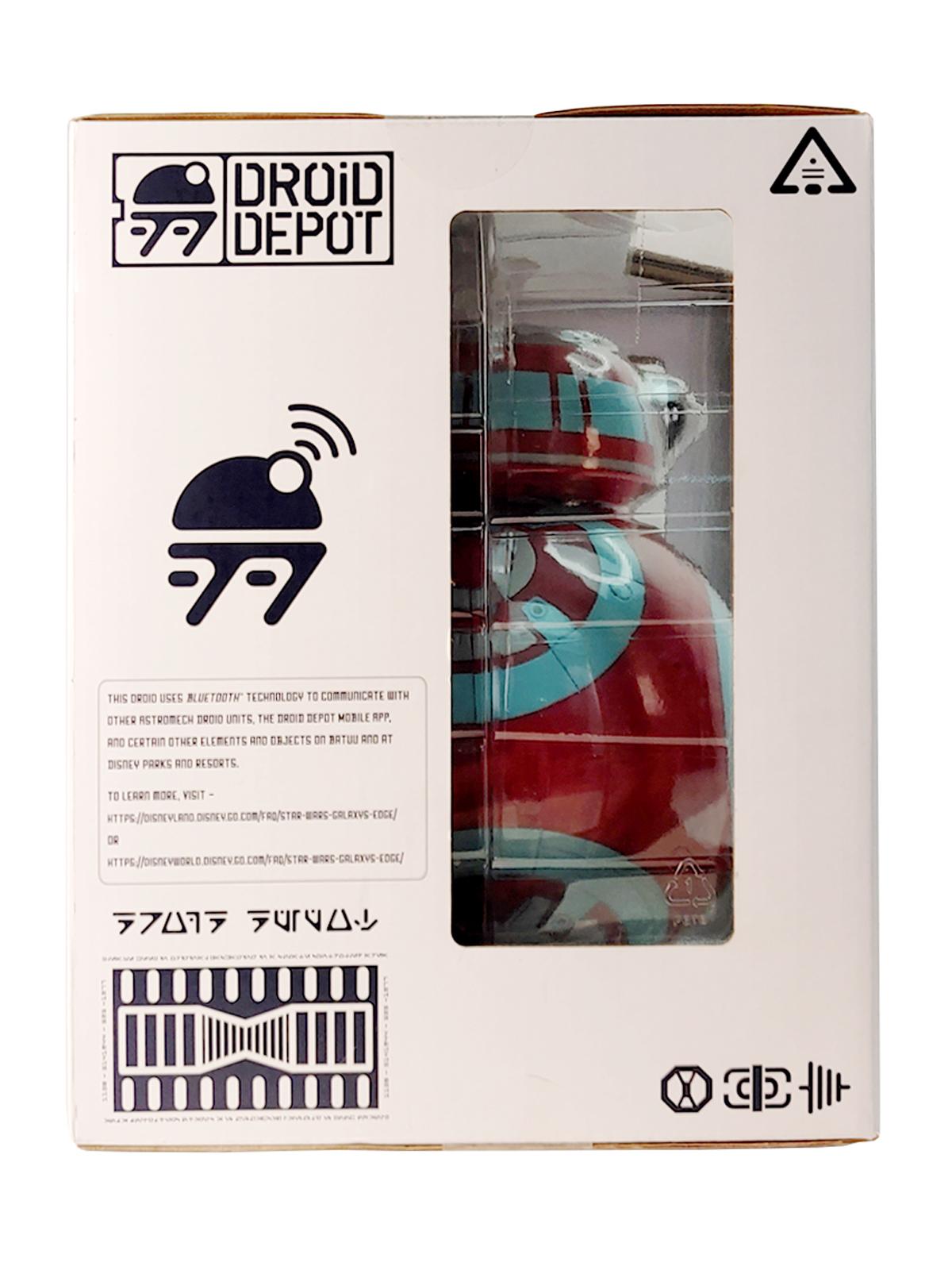 SWGE CB-23 Interactive Remote Control Droid Toy 2