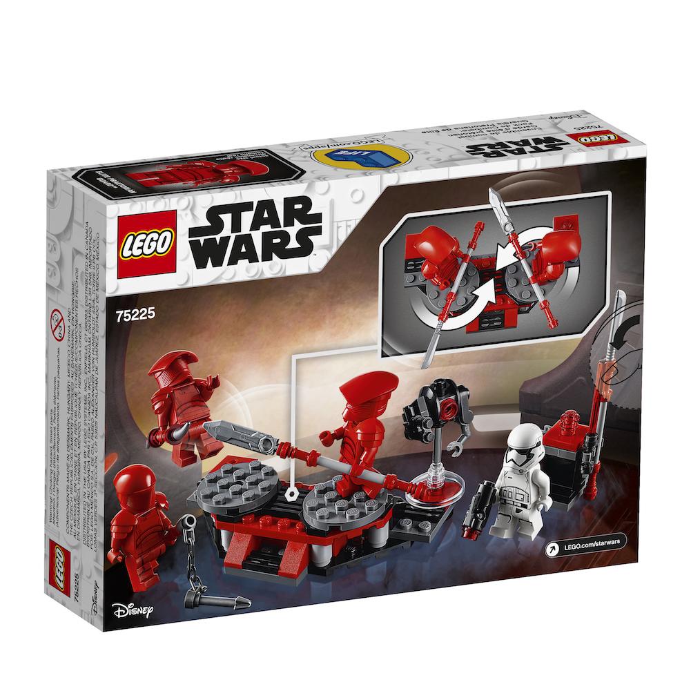 TLJ Elite Praetorian Guard Lego Battle Pack Set 2