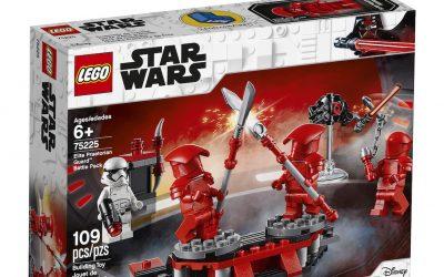 New The Last Jedi Elite Praetorian Guard Lego Battle Pack Set available now!