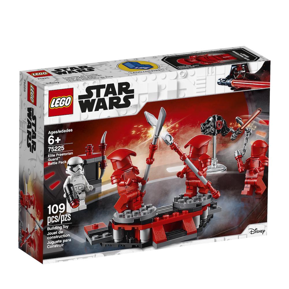 TLJ Elite Praetorian Guard Lego Battle Pack Set 1