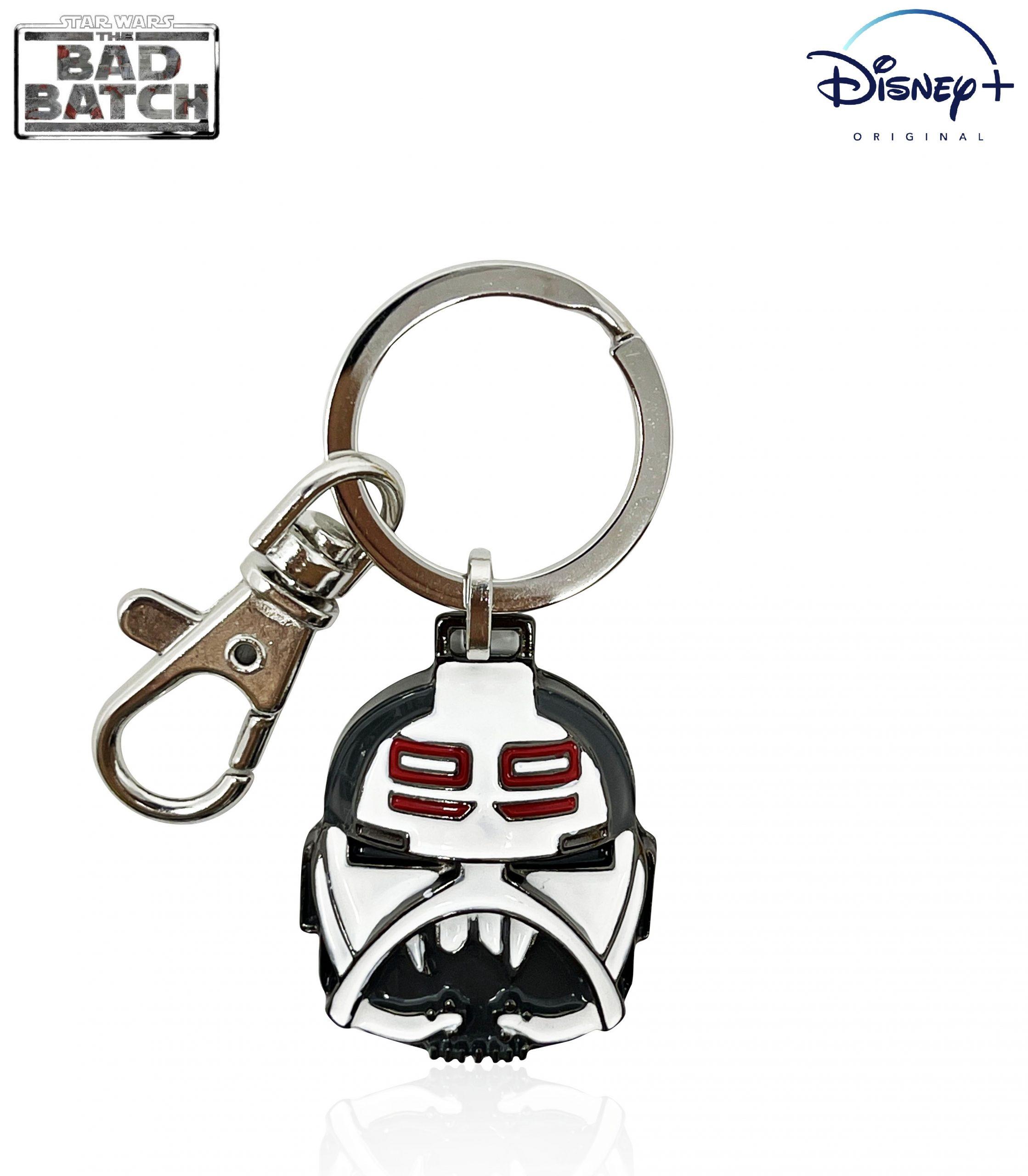 SWTBB Wrecker's Helmet Keychain Ring 2