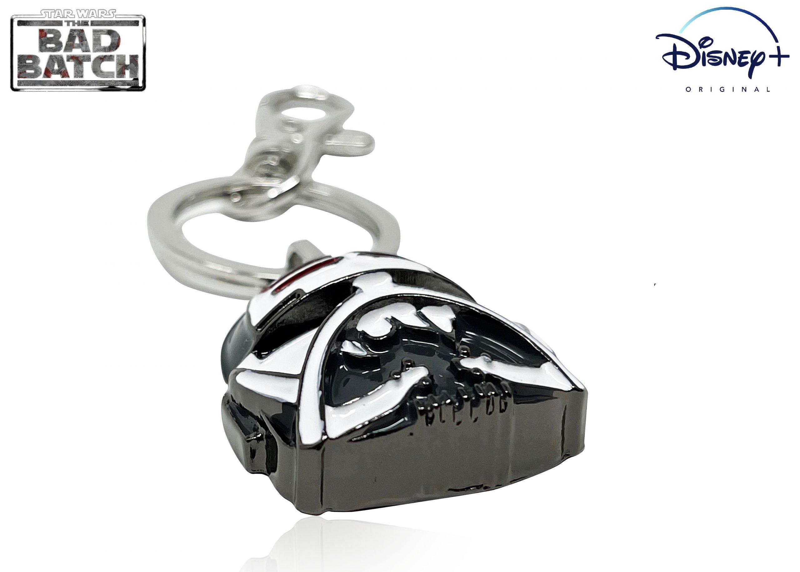 SWTBB Wrecker's Helmet Keychain Ring 3