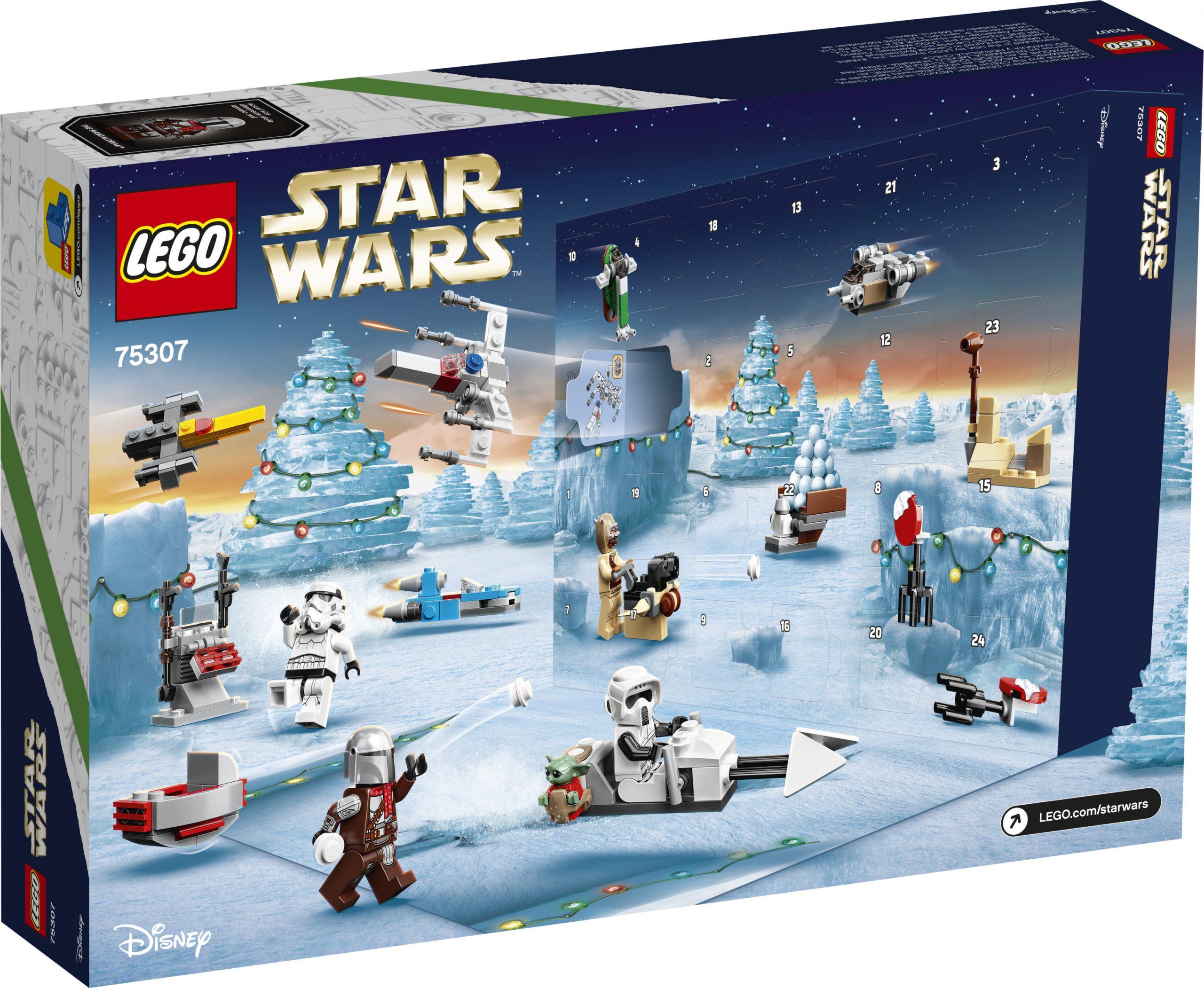 SW 2021 Advent Calendar Lego Set 2
