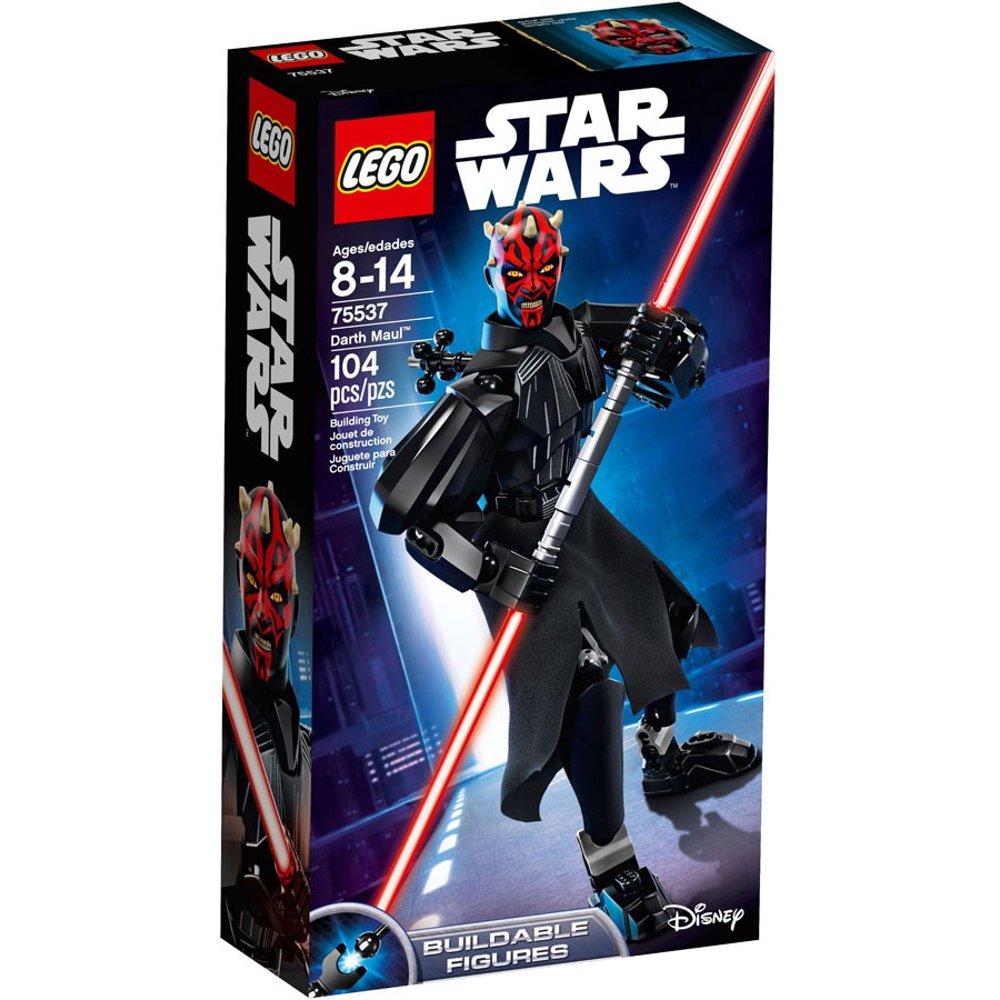 SW Darth Maul Buildable Figure Lego set 1