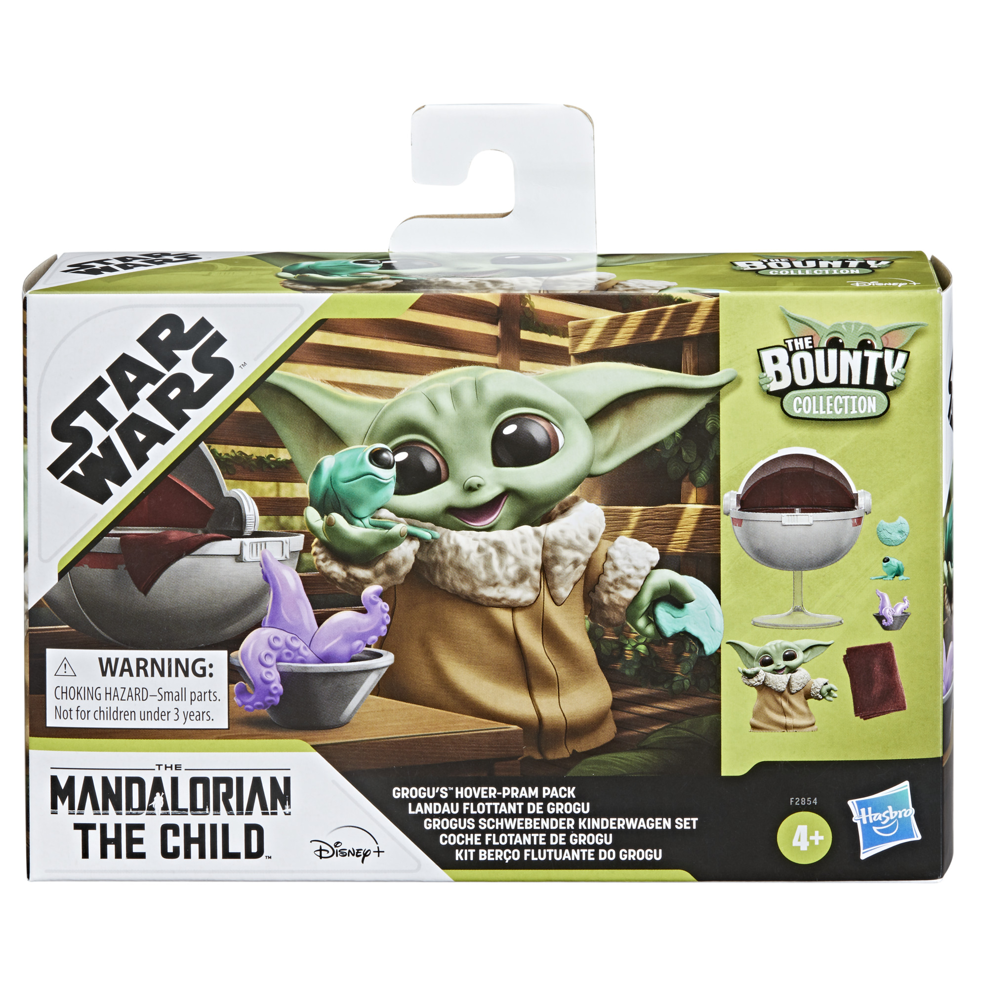 TM Grogu's Hover-Pram The Bounty Collection Figure Pack 1