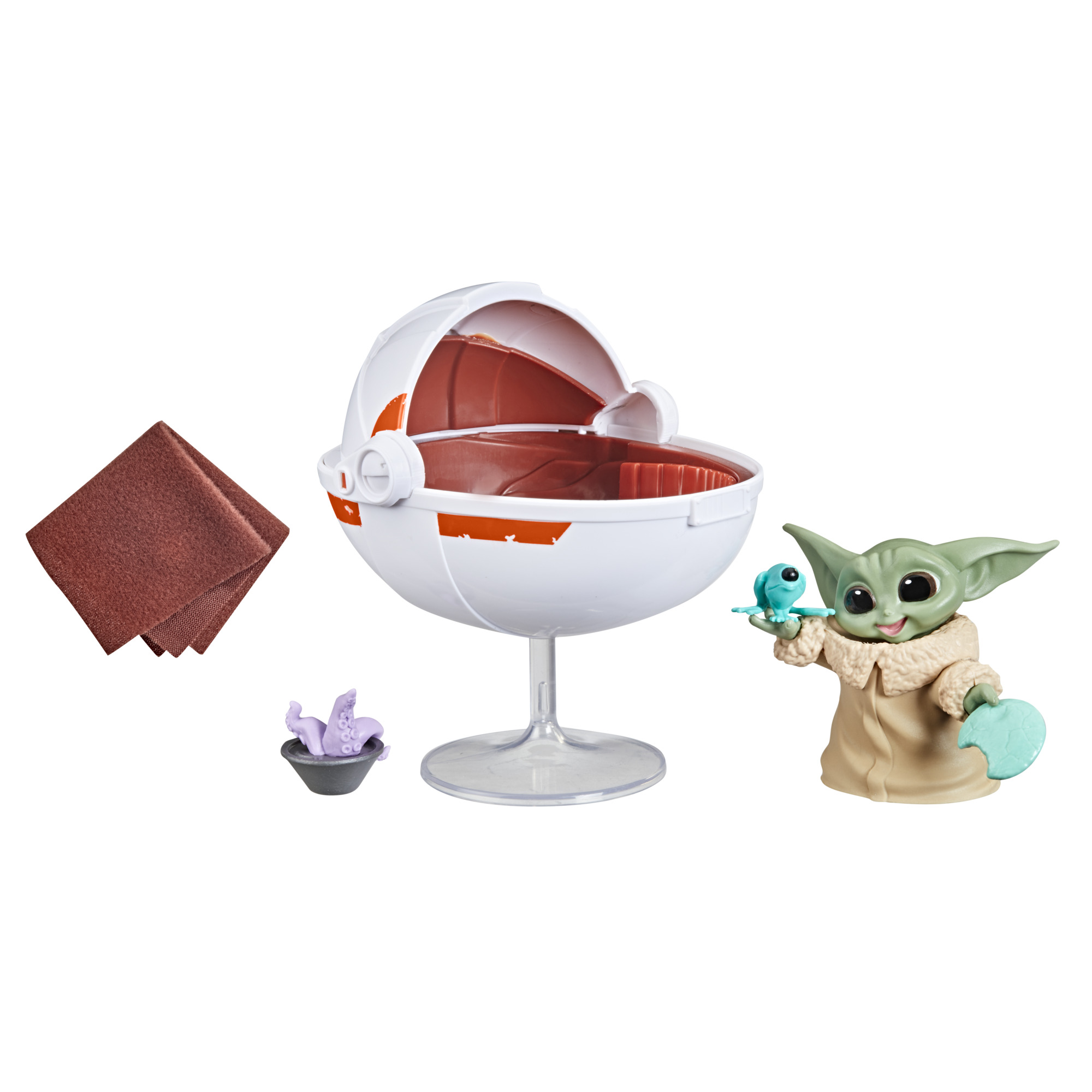 TM Grogu's Hover-Pram The Bounty Collection Figure Pack 2