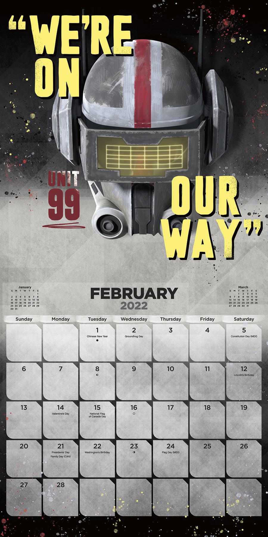 SWTBB 2022 Wall Calendar 3