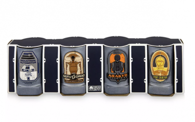New Galaxy's Edge Droid Depot Toothpick Holder Set available now!