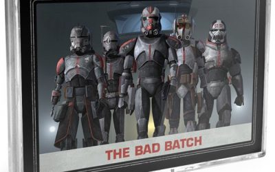 New Star Wars The Bad Batch Trading Card Set available now!