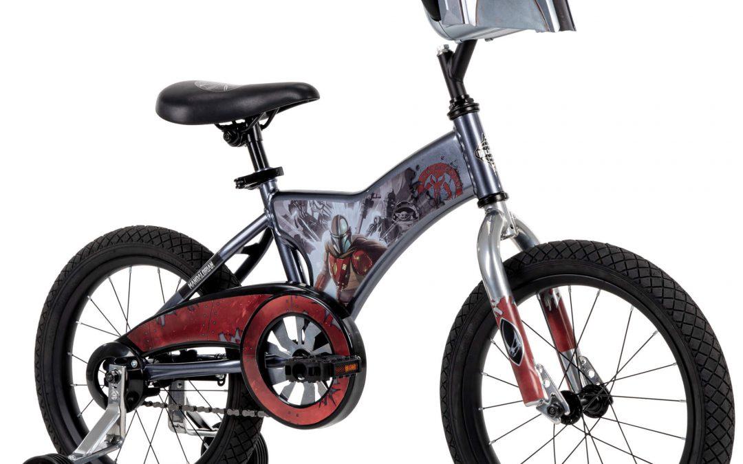 "New The Mandalorian Mando (Din Djarin) 16"" Kids Bike available now!"