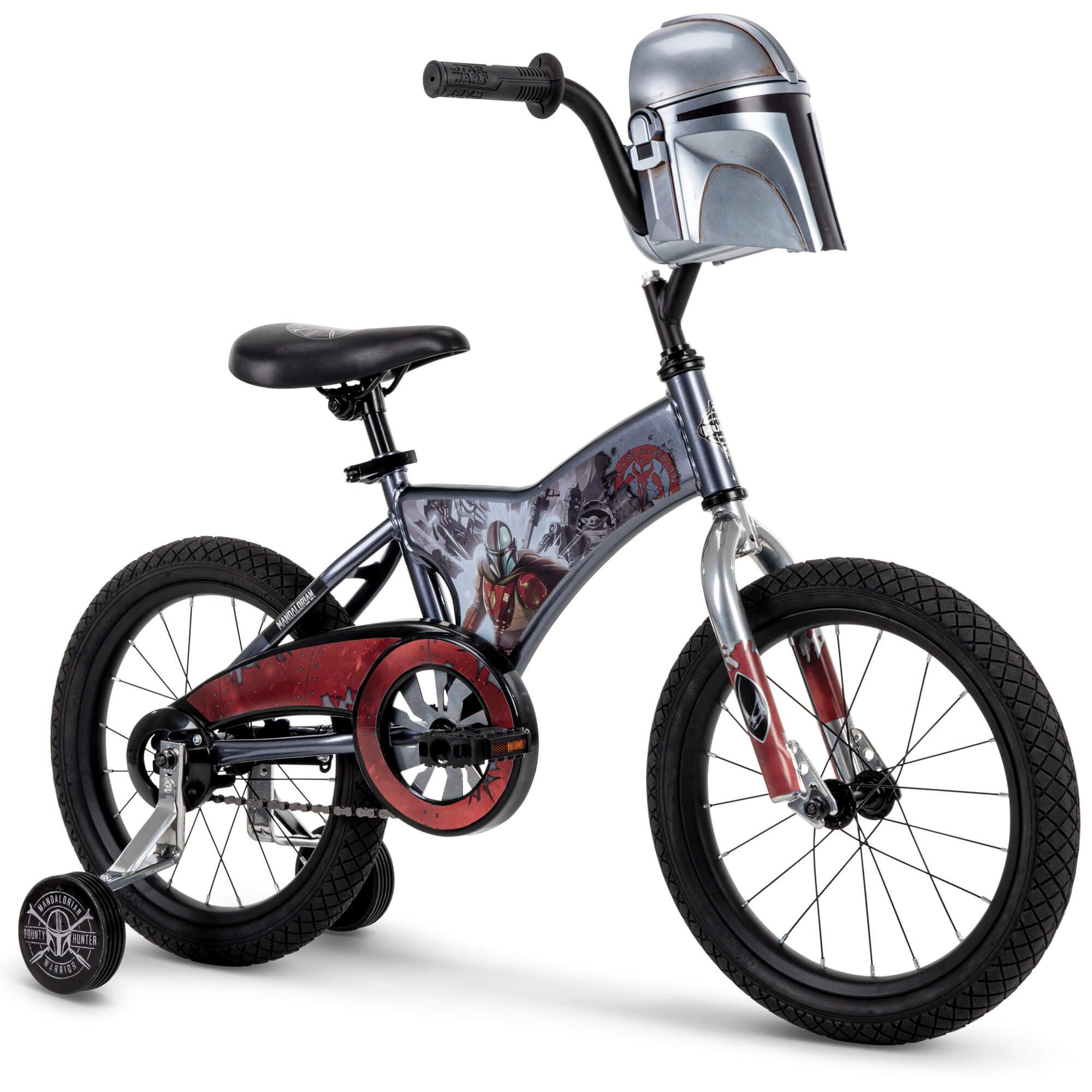 """TM Mando (Din Djarin) 16"""" Kids Bike 1"""