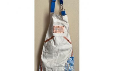 New Galaxy's Edge Droid Depot Adult Kitchen Apron available now!