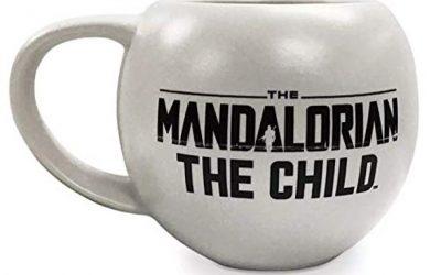 New Disney Parks The Mandalorian The Child (Grogu) Ceramic Coffee Mug available!