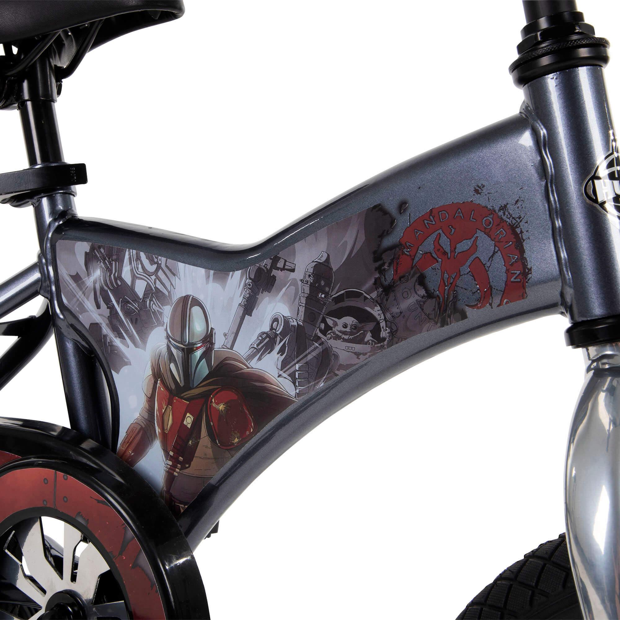 """TM Mando (Din Djarin) 16"""" Kids Bike 4"""