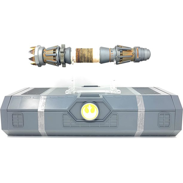 SWGE Rey Skywalker Legacy Lightsaber 1