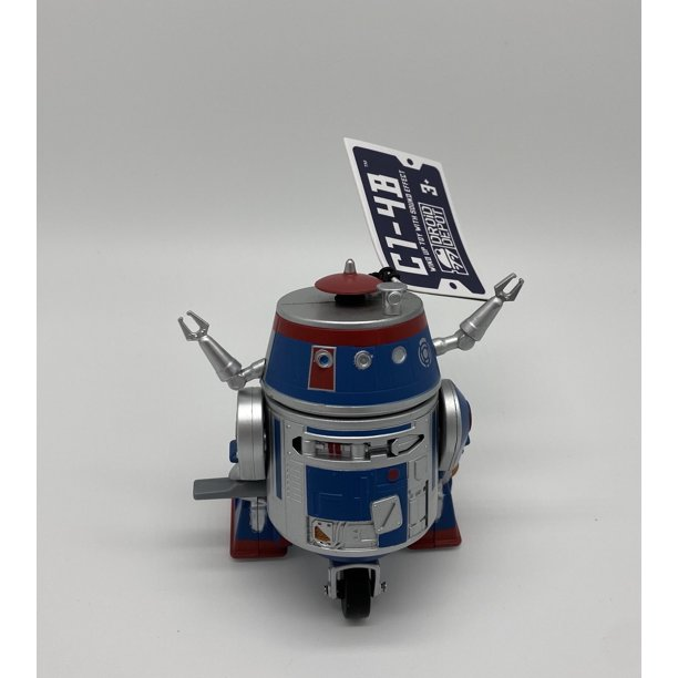 New Galaxy's Edge C1-4B Droid Depot Wind Up Toy available now!