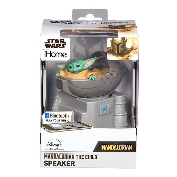 New The Mandalorian The Child (Grogu) Bluetooth Wireless Speaker available now!