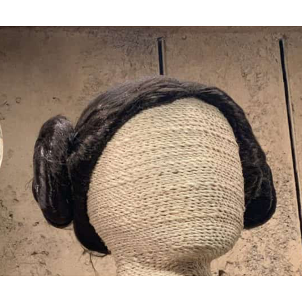 New Galaxy's Edge Princess Leia Royalty Wig available now!
