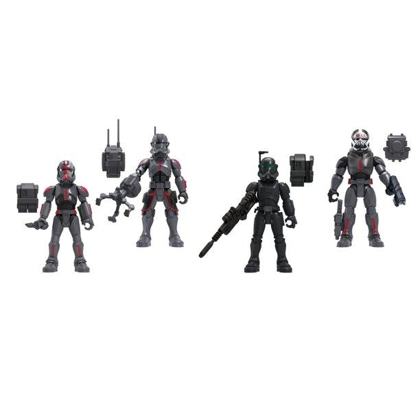SWTBB Mission Fleet Commando Clash Figure 4-Pack 2