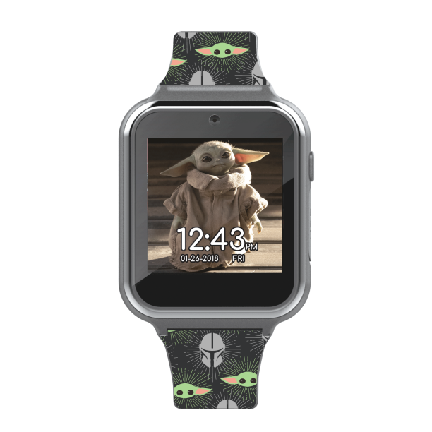 New The Mandalorian The Child (Grogu) iTime Kids Interactive Smartwatch available now!